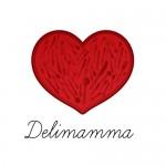logo dla Delimamma - znak graficzny