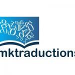 logo MKtraductions logo reklamowe